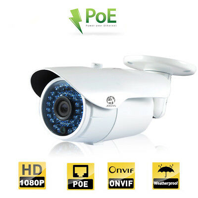 JOOAN 2MP IP Kamera HD 1080P POE ONVIF Überwachungskamera IP Camera Network CCTV