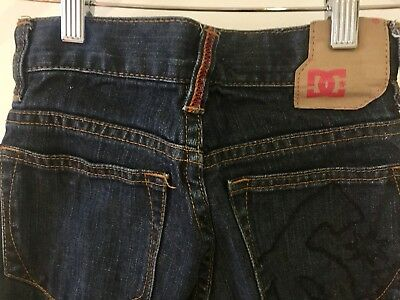 DC Jeans Boys Size 8 **Like New**