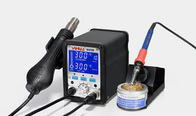 YIHUA 995D Soldering Station Used For Motherboard Repair Tool 110V or 220V