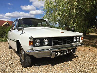 Rover P6 2000 One owner, only 28,000 miles from new Excellent Original Condition