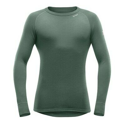 Devold Of Norway Expedition Men Base layer Shirt. Two layers. Merino wool