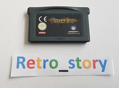 Nintendo Game Boy Advance GBA - Prince Of Persia : The Sands Of Time - PAL - EUR