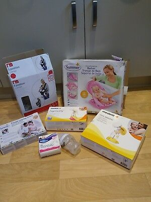 Big Baby bundle, medela breast pumps, bath support, carrier, Doppler, 99p start