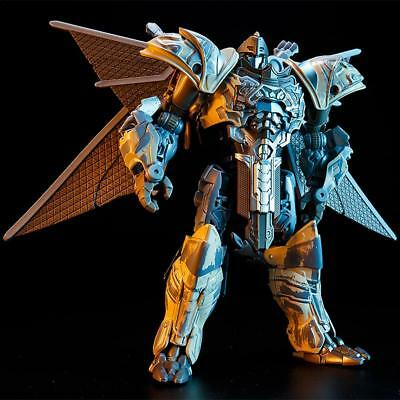 Transformers 5 The Last Knight Movie Deluxe SKULLITRON Deformation Fly Dragon
