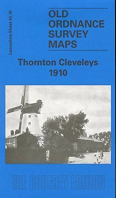 Map Of Thornton Cleveleys 1910