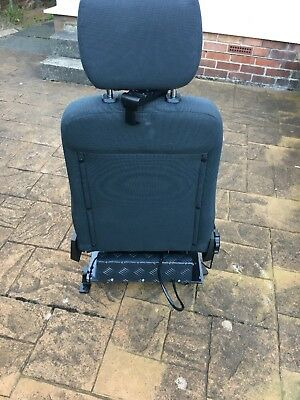 Mobility car seat