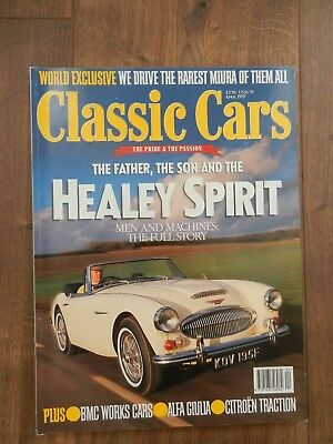 Classic Cars Magazine - April 1997