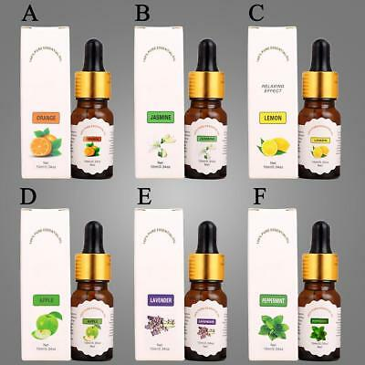10ml Essential Oils Humidifier Natural Plant Water Soluble Oil For Diffuser AU