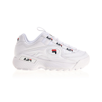 FILA DISRUPTOR 3 Formation Trainers Chunky Shoes Sneakers
