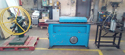 """Rolling Mill For Roller Shutter 50Mm 2"""" Flat Lath Uk Made Quality Machine"""