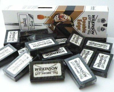 Wilkinson Sword Double Edge Classic Safety Razor Blades - Made in Germany