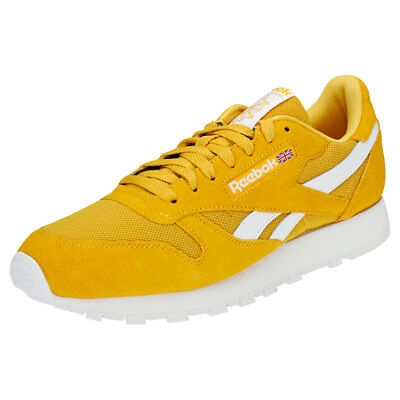 aef5e98cce9 REEBOK CLASSIC LEATHER Ultk Hommes Navy White Textile et Synthetique ...