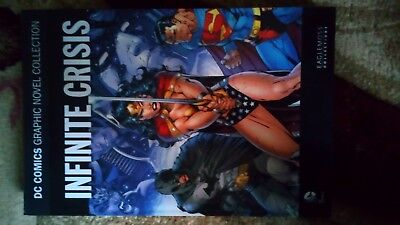 Dc graphic novel collection special Infinite Crisis