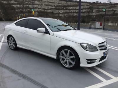 Mercedes C Class Coupe Fully Loaded