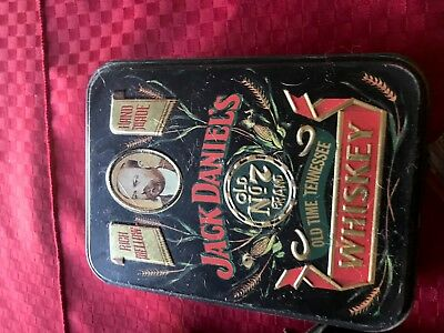 Jack Daniels Collectors tin