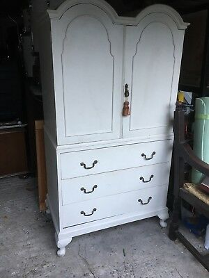 Armoire Childs Wardrobe Larder Cupboard