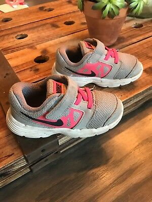 2d8d151a0a9a Nike Roshe One Infant  Toddler Shoes White  Racer Pink  Fire Pink ...
