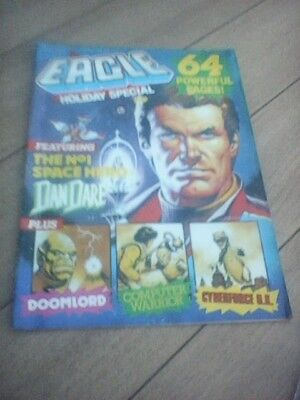 Eagle Holiday Special Comic