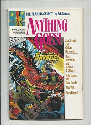 Anything Goes (1986) #1