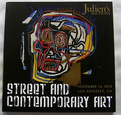 Julien's Auctions Street And Contemporary Art Catalog Banksy Invader Retna