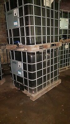 IBC Water Tank. 1000-Litre IBC Container. Water Storage.