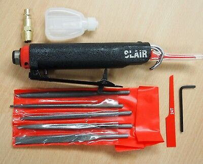 SLAIR 2 in 1 Air Body Reciprocating Saw and File