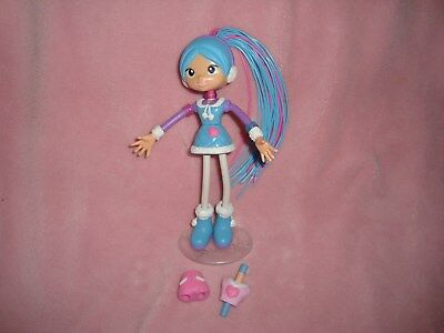 Betty Spaghetty Mix and Match Style Blue Snow Betty to Pink ski Betty PVC Moose