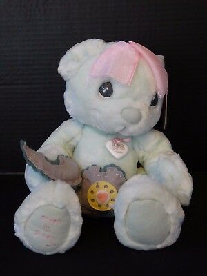 Precious Moments Hugs for the Soul Bear TELL IT TO JESUS #680850P NWT One of Few