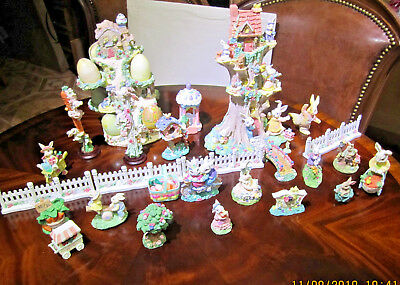 Bunny Village (25 Pieces)