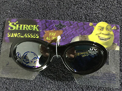 SHREK The 1st - SunGlasses - NEW With Tag - Must Read Listing - NO OTHERS EXIST