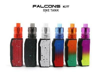 Authentic Teslacigs Falcons Kit with One Tank- Us Seller Free Shipping