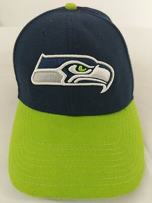 WOMEN S SEATTLE SEAHAWKS New Era 2015 NFL Draft 9FORTY Adjustable ... 4530a9511be