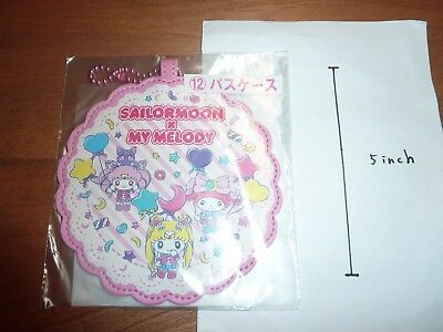 Sailor Moon MyMelody Mirror Pass holder