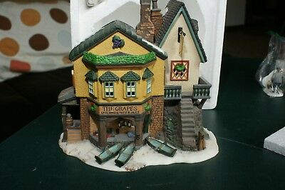 Department 56 Dickens Village The Grapes Inn, 57534 NEW