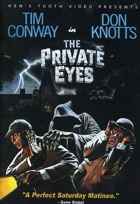 Private Eyes 759731407427 (DVD Used Very Good)
