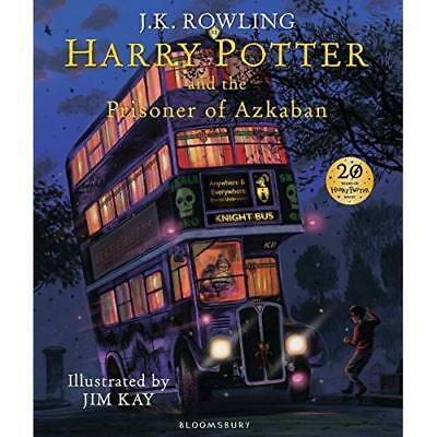 Harry Potter and the Prisoner of Azkaban: Illustrated Edition Rowling J.K.