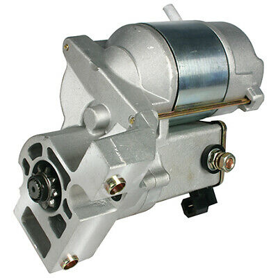 OEX Starter Motor Suits Denso 12V 9th Cw DXS517 fits Holden Frontera 3.2 i 4x4