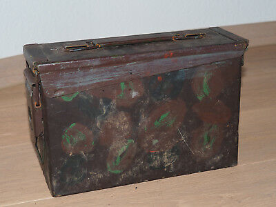 Geocaching kleine Mun Box Kiste