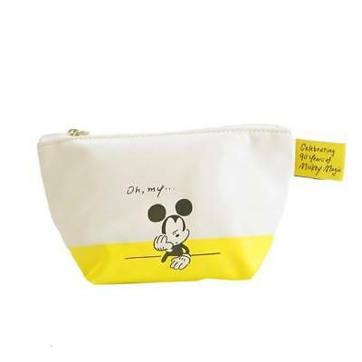 Mickey Pouch Graphical Disney Japan