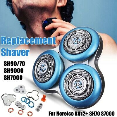 Shaver Razor Heads Replacement Blade Cutter For Philips Norelco RQ12+ SH70 S7000