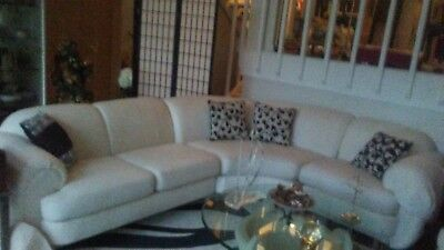 Marvelous Bernhardt Sofa With Nail Head Trim And Two Soft Down Caraccident5 Cool Chair Designs And Ideas Caraccident5Info
