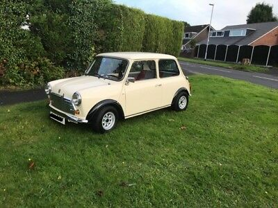 Austin Morris Mini 1000, 1979 Mini fitted with a 1380 engine.