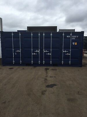 20ft x 8ft Full Side Access Shipping Container - Birmingham