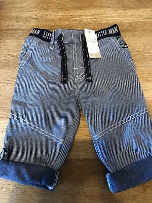 BNWT boys Trousers From M&Co Size 18-24 Months