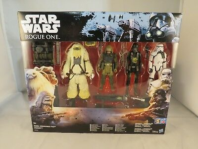 Star Wars - Rogue One - Kohl's Exclusive Rogue One Four Pack