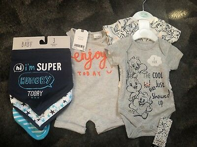 Brand New With Tags !!! Next/George Boys First Size Clothing Bundle !!!