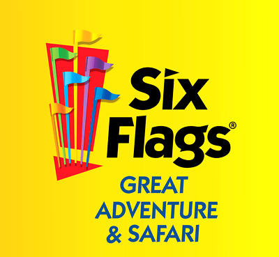 Six Flags Great Adventure Nj Tickets $27.99 A Promo Discount Tool ~ Parking $9