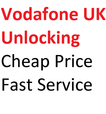 Unlock Code For Nokia LOCKED TO VODAFONE UK ONLY Lumia 640 (RM-1072) & more