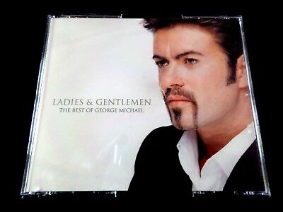 GEORGE MICHAEL -  LADIES & GENTLEMEN   2 x CD  ( Best Of / Greatest Hits )  *EX*