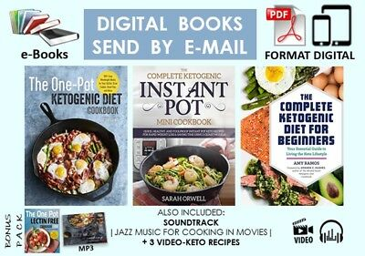The One-Pot Ketogenic Diet, The Complete Ketogenic Instant Pot Mini Cookbook